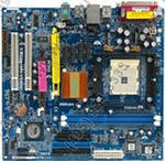 Motherboard ASRock K8Upgrade-VM800