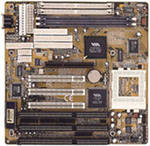 Motherboard Shuttle HOT-591P