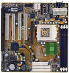 Motherboard Shuttle HOT-685Z