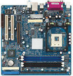 Motherboard Shuttle MV19