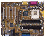 Motherboard ASUS A7A266