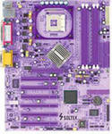 Motherboard Soltek SL-86MP