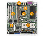 Motherboard Supermicro X5DP6-G2