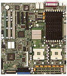 Motherboard Supermicro X6DH8-G