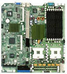 Motherboard Supermicro X6DHP-TG