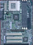 Motherboard Supermicro 370SVM