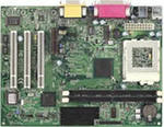 Motherboard Supermicro 370SWM