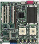 Motherboard Supermicro P4DPE