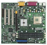 Motherboard Supermicro P4SBM