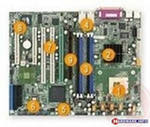 Motherboard Supermicro P4SCT+II