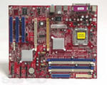 Motherboard Biostar 915P-A7 Combo