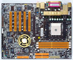 Motherboard Chaintech ZNF3-250