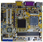 Motherboard Chaintech MP4M800