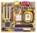 Motherboard DFI 845PE-ML
