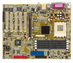 Motherboard DFI AD77 Pro