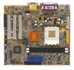 Motherboard DFI AM33-EC