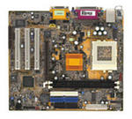 Motherboard DFI CS32-TC