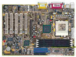 Motherboard DFI CS65-SC