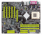 Motherboard DFI LANPARTY NFII ULTRA