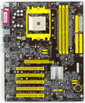 Motherboard DFI LANPARTY UT nF3 250Gb