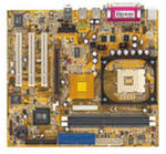 Motherboard DFI NS36-TC