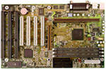 Motherboard DFI P2XBL/S