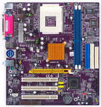 Motherboard ECS KM400A-M2 Deluxe
