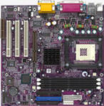 Motherboard ECS P4IBMS