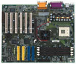 Motherboard EPoX EP-4B2A2+