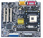 Motherboard Foxconn 845GV4MR-ES