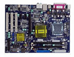 Motherboard Foxconn 945P7AC-8KRS2