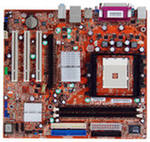 Motherboard Foxconn 6100K8MB-RS