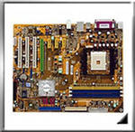 Motherboard Foxconn NF4K8AB-RS