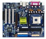 Motherboard Foxconn 661MX Pro