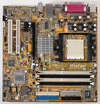 Motherboard Foxconn 761GXK8MB-RS