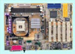 Motherboard IWILL P4E