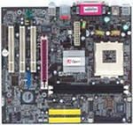 Motherboard AOpen vKM400Am-S