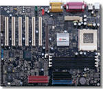 Motherboard AOpen AX3S Max
