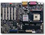 Motherboard AOpen AX4BS-V