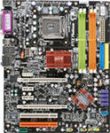 Motherboard Microstar 975X Platinum PowerUp Edition