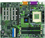 Motherboard Microstar Intel based chipset motherboard