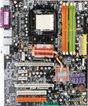 Motherboard Microstar K9N Diamond