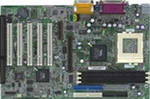 Motherboard Microstar MS-6309
