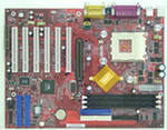 Motherboard Microstar MS-6330