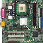 Motherboard Microstar MS-6526G