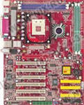 Motherboard Microstar 655 Max