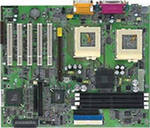Motherboard Microstar On board SCSI