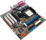 Motherboard Microstar RS480M