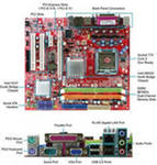 Motherboard MSI Others
