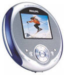 Audio/Video Players Philips pet320